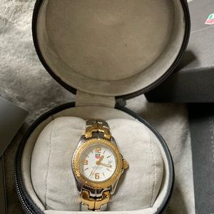 TAG Heuer Ladies Professional Links Two Tone watch